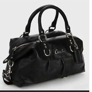 Coach Ashley leather bag